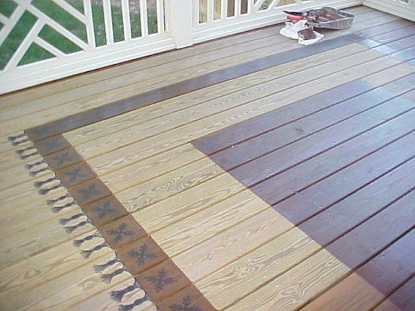 deck how to a wooden porch