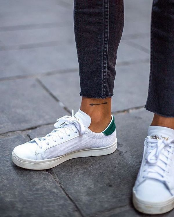 cool ankle tattoos for men arrow tattoos