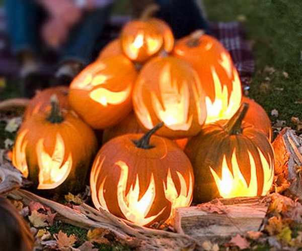 Cute easy pumpkin designs pumpkin carving ideas original Halloween decorating ideas