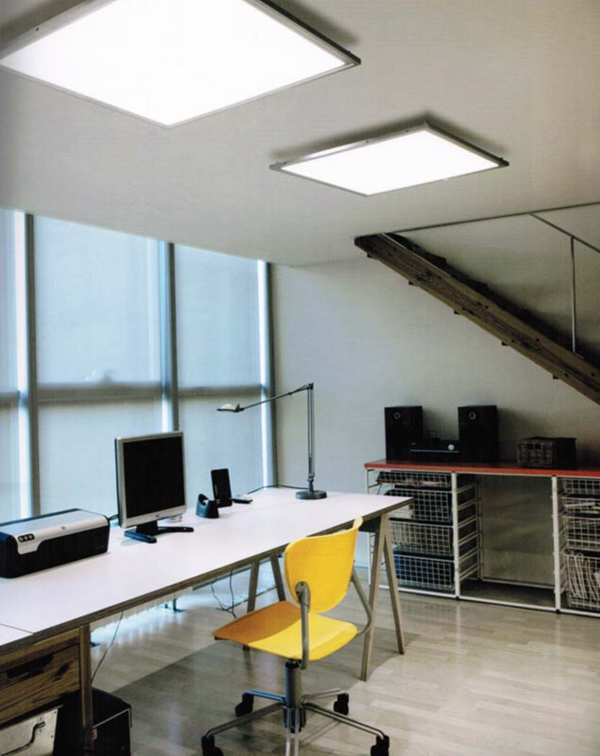 home office design ceiling