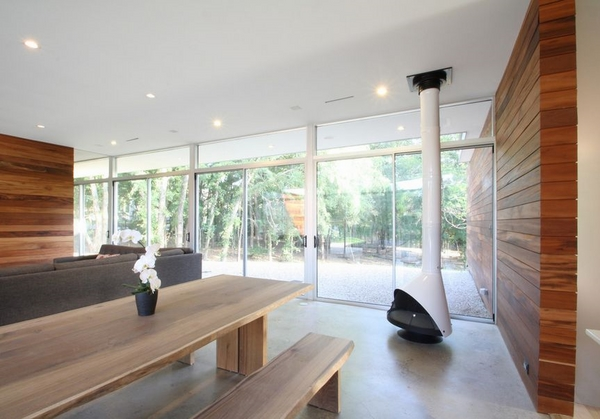 ideas contemporary home modern interior suspended