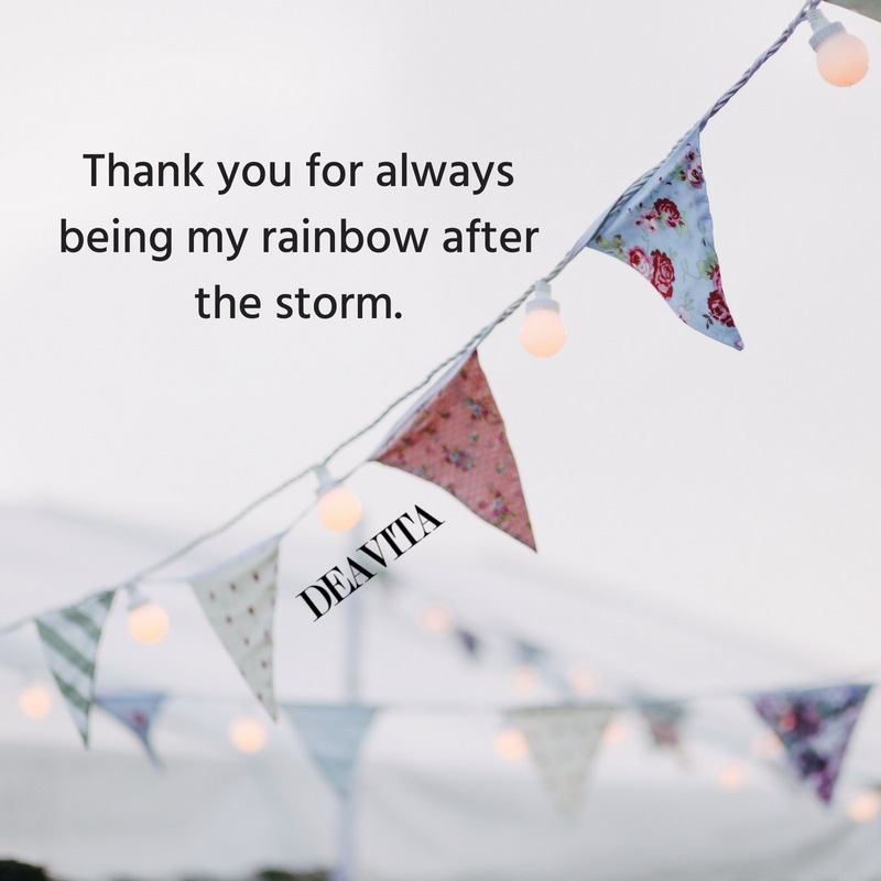 Thank you quotes with love messages