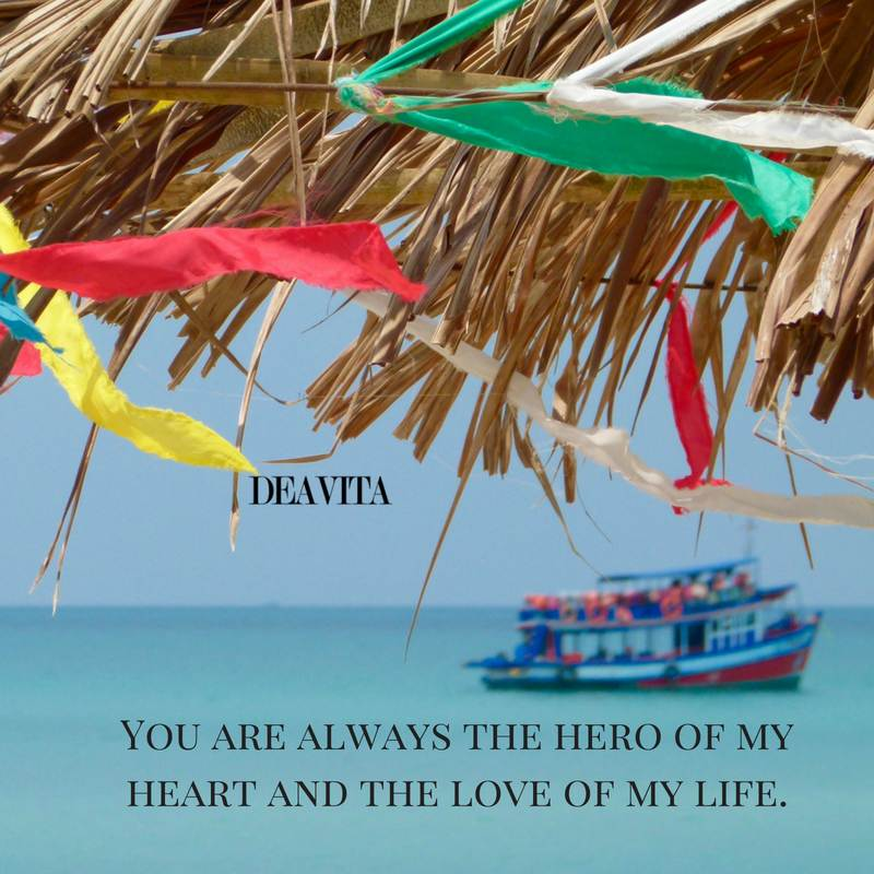 love of my life cards and romantic quotes