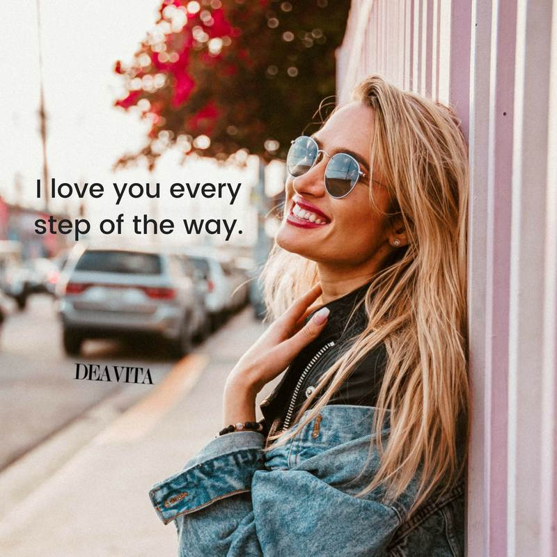 I love you quotes and texts with cute photos