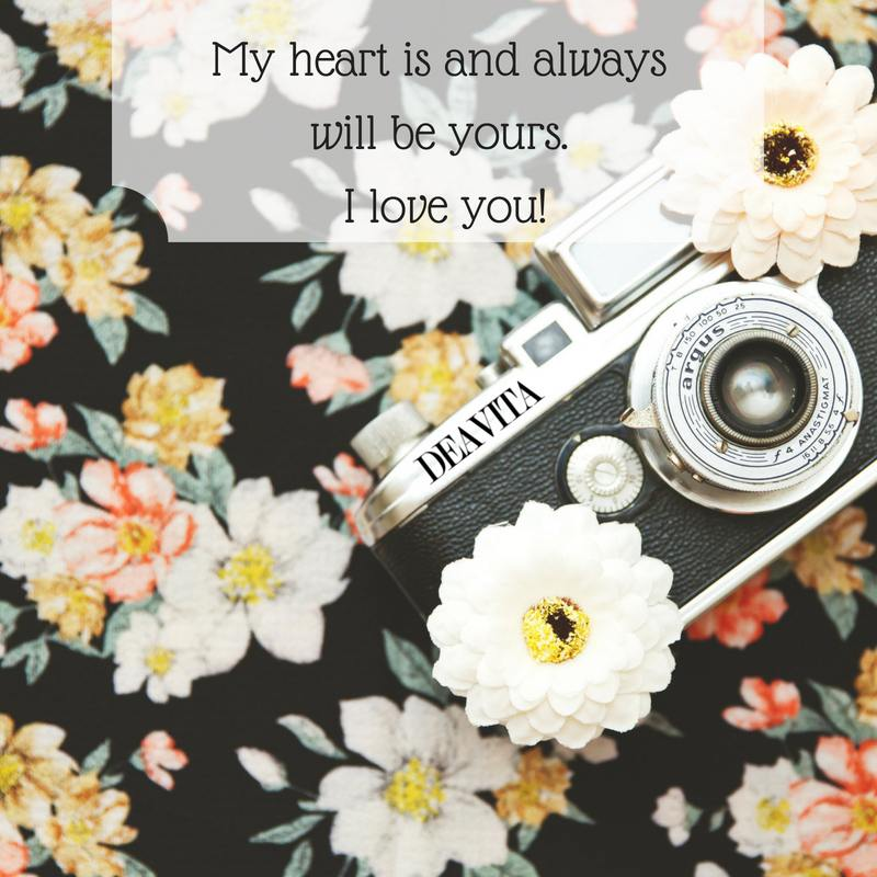 heart and love sayings cute i love you cards