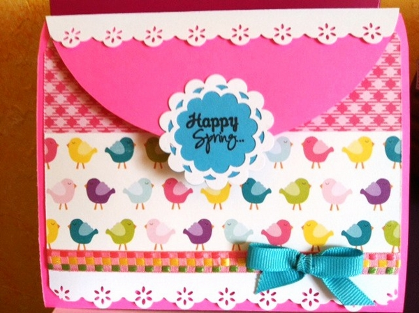 crads greetings paper crafts ideas