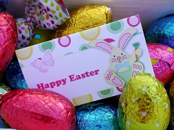 chocolate eggs greeting card gifts ideas