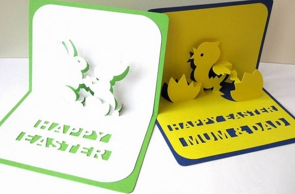 3d cards paper crafts decoration gifts ideas