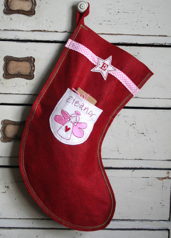 personalised-christmas-stockings-for-girls-christmas-angel