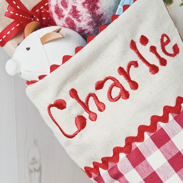 personalised-christmas-stockings- name-embroidery