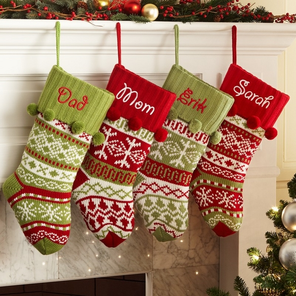 cool-knitted -personalised-christmas-stockings-christmas-gift-ideas