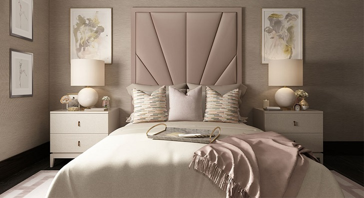 positive colors for bedrooms stylish elegant interior designs