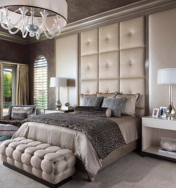 master bedroom design positive colors realxing atmosphere