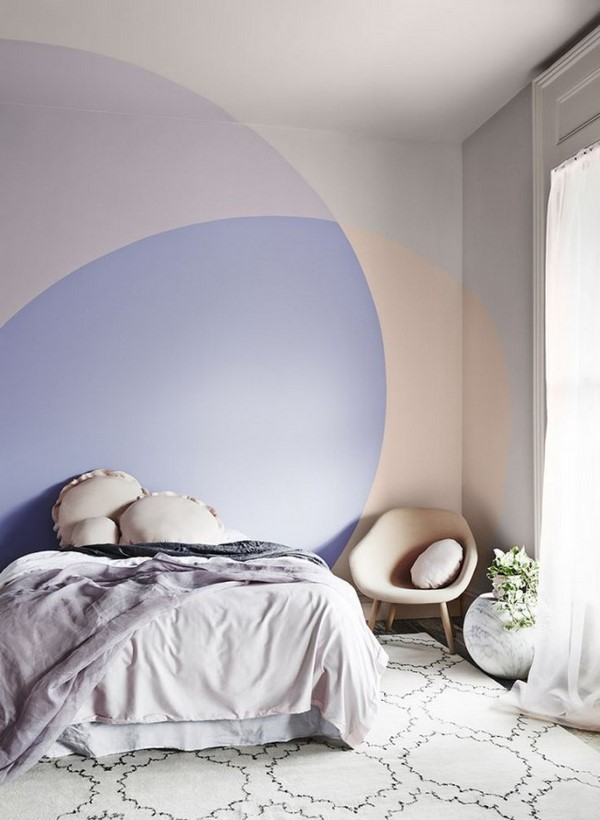 Pastel shades in bedroom design positive colors for bedrooms