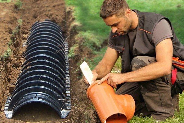 Septic system drainfield repair pumping cleaning