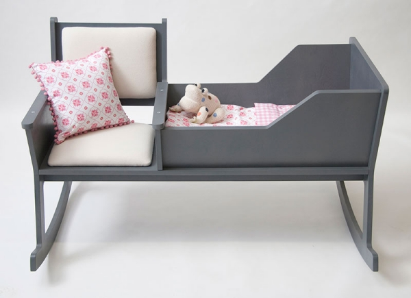 awesome modern design Rockid Chair Cradle Ontwerpduo