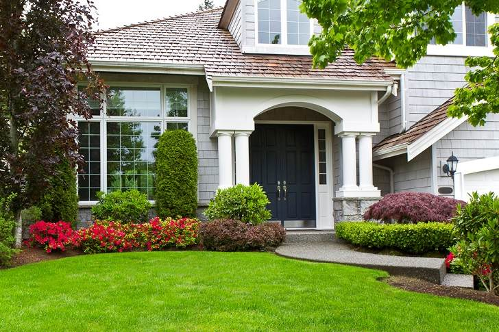 exterior design front yard landscaping amazing curb appeal