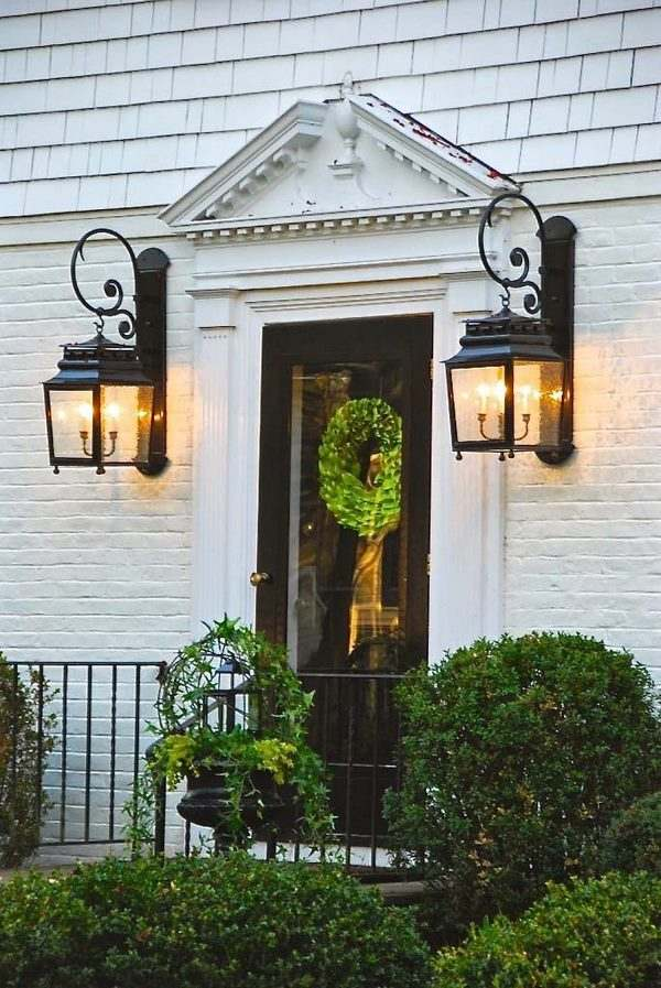 front door light fixtures ideas