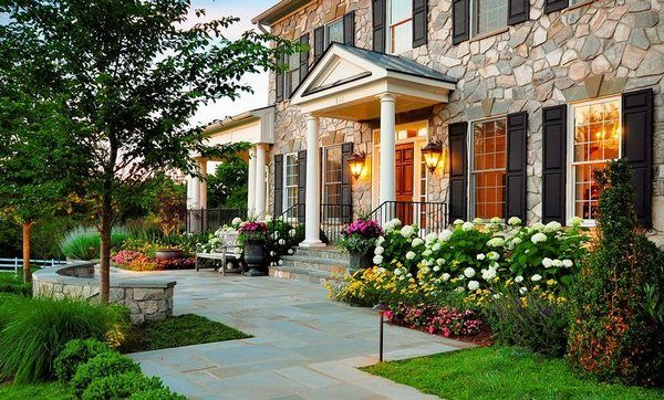 landscape design ideas house exterior beautiful curb appeal