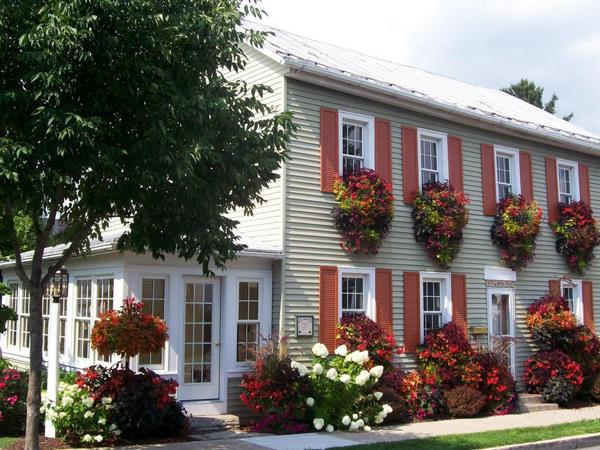 curb appeal on a budget window boxes exterior design ideas