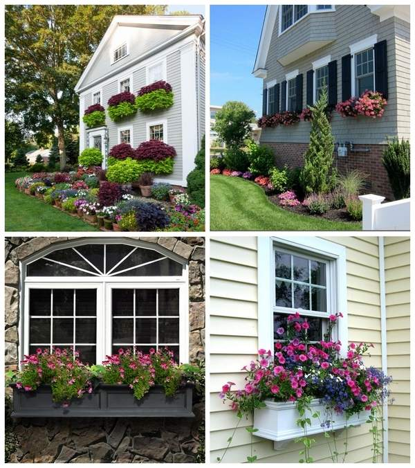 window boxes quick cheap curb appeal projects