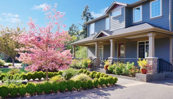 quick and easy curb appeal projects house exterior