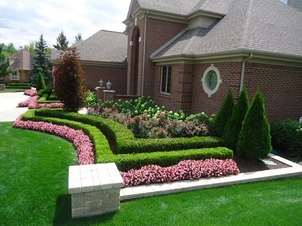 front yard landscape design ideas easy curb appeal projects