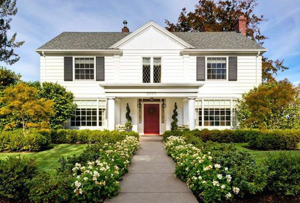 beautiful curb appeal front yard decorating exterior landscaping