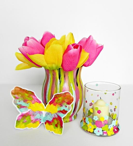 Butterfly Decoration Crafts Ideas for children