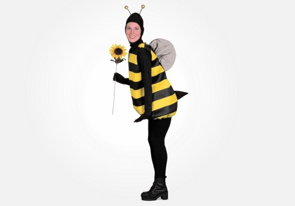 halloween costumes for pregnant women Bumble Bee costume
