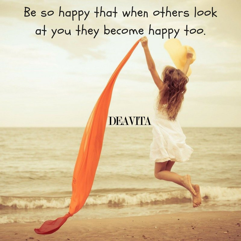 Being happy quotes best cards with images