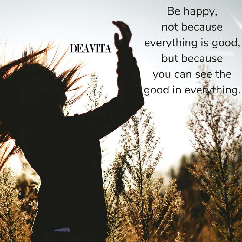 Be happy sayings positive quotes about attitude