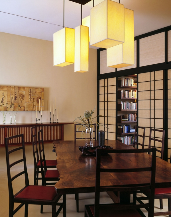 contemporary dining room sliding doors shoji door ideas