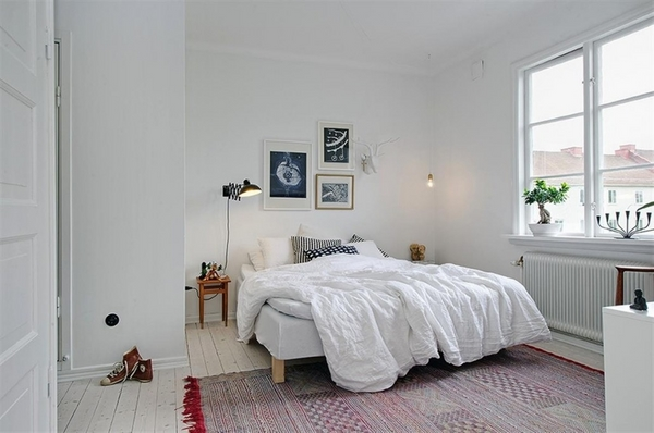 Scandinavian bedroom furniture - how do I create a spectacular interior?