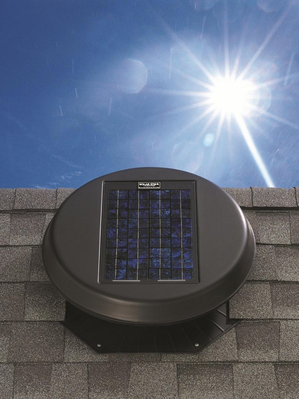 roof mounted vents solar green energy