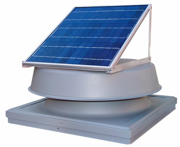 roof mounted vents solar powered advantages disadvantages