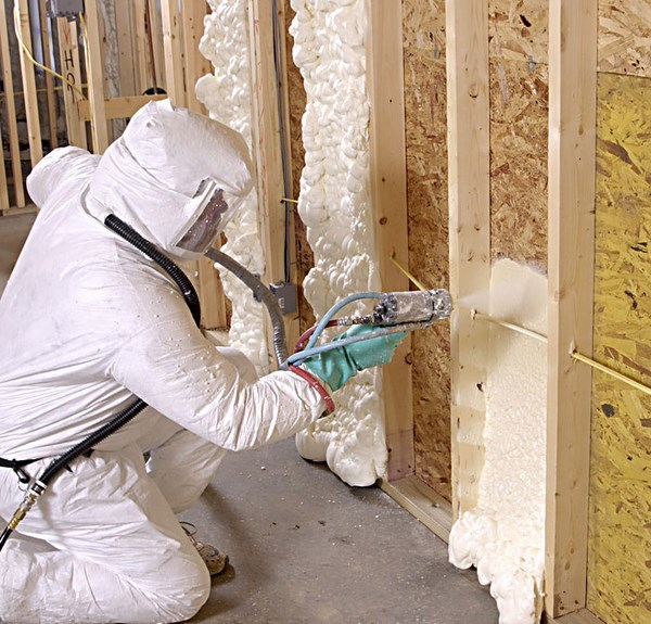 types house wall insulation