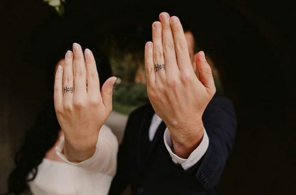engagement tattoo ideas for couples