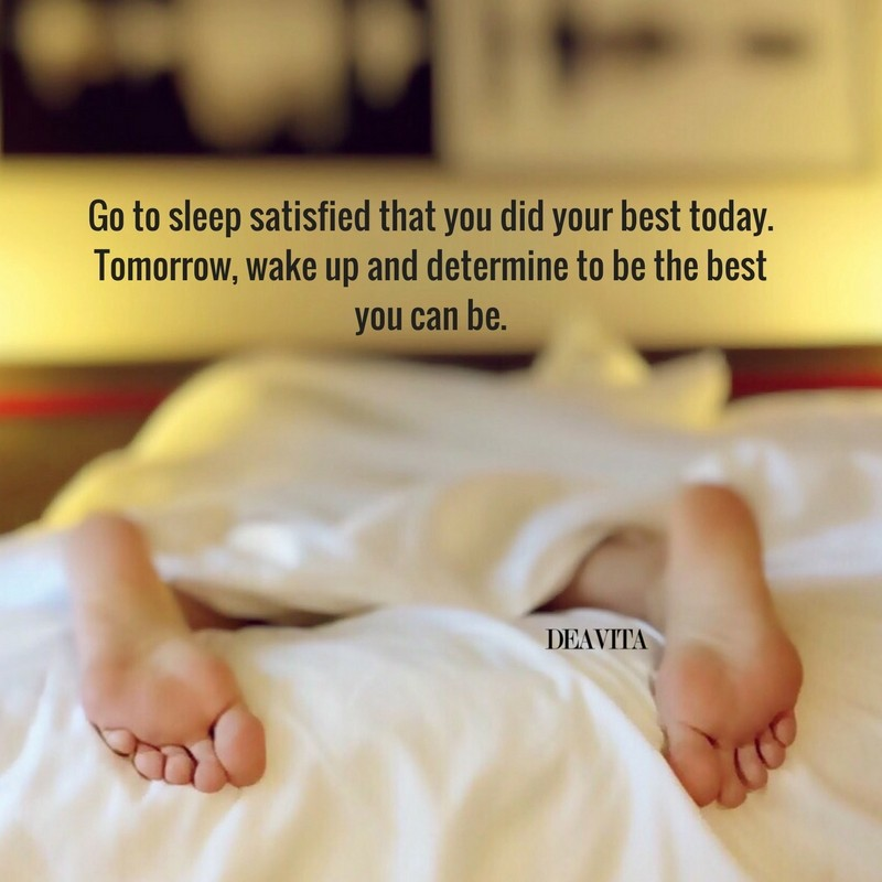 cool and funny wishes for goodnight Go to sleep satisfied that