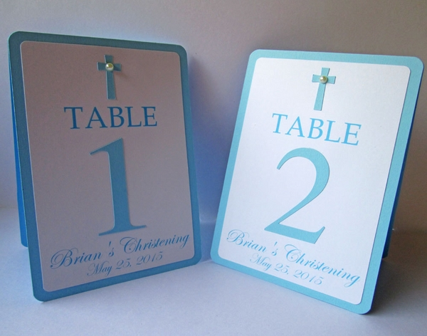 christening decorations table decoration theme ideas