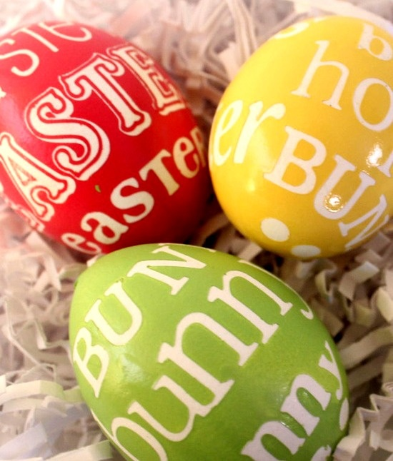 Easy easter crafts ideas and activities kids adults egg decorating subway art