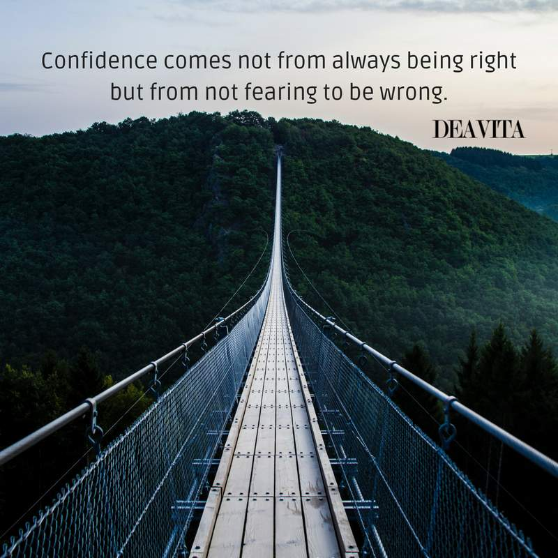 short motivational quotes about confidence
