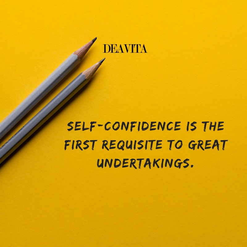 Self confidence sayings and quotes about motivation and encouragement
