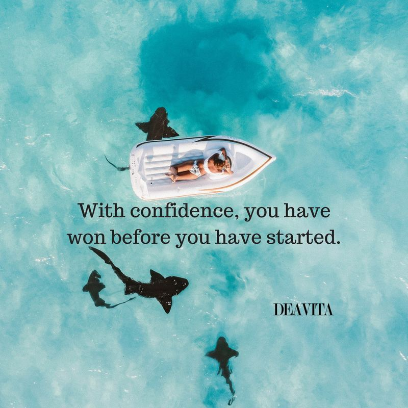 inspirational quotes and photos about confidence and belief