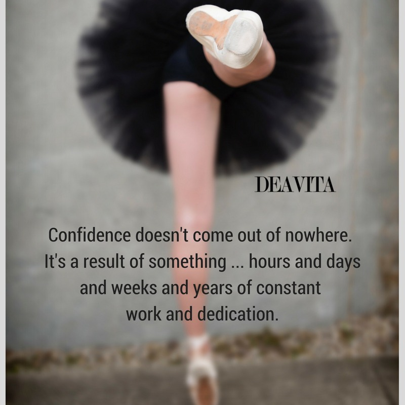 Confidence work dedication motivational and encouragement quotes with photos