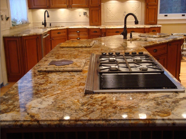 granite countertops pros and cons kitchen ideas
