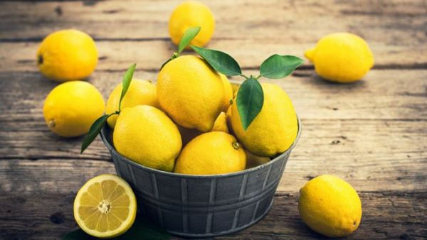 lemon citric acid to relieve itching and mosquito bite