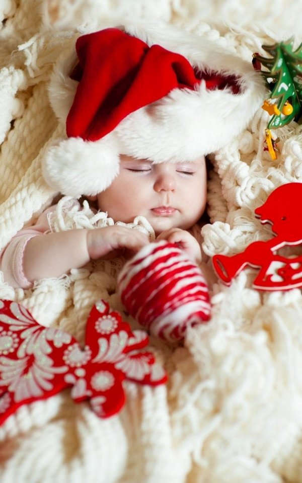 christmas family holiday baby first christmas