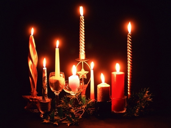 christmas candles decoration tips vacation plans