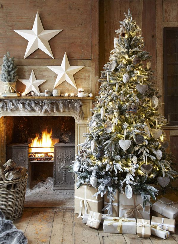 rustic christmas decor ideas beautiful christmas decor